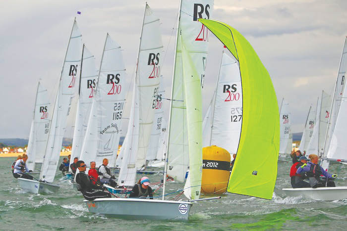 RS200 to replace Topper in Endeavour Trophy