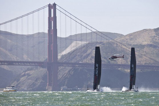 2013 America's Cup approved for San Francisco