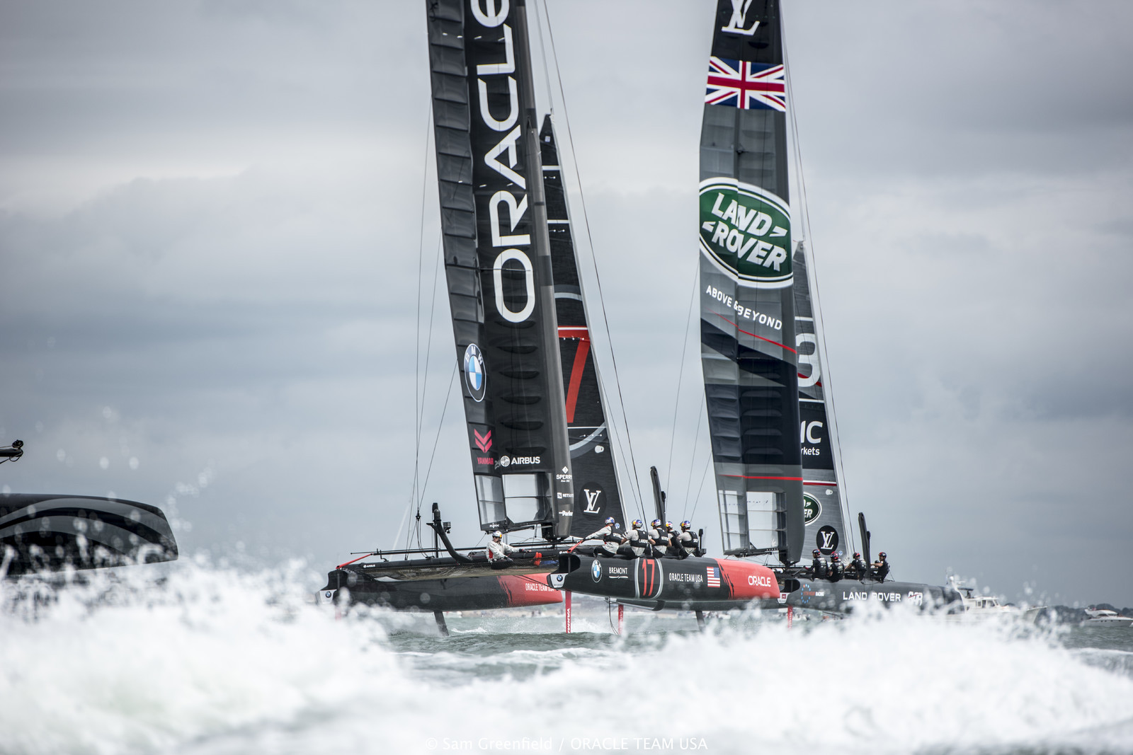 2016 Portsmouth America's Cup World SeriesSuper Sunday Race Day at Louis Vuitton America's Cup World Series Chicago