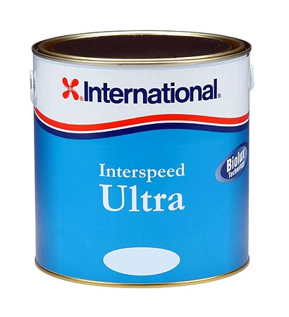 International Interspeed antifouling