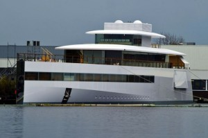 Building Venus, the boat that Steve Jobs would have owned