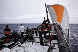 Volvo Ocean Race fleet cut to three