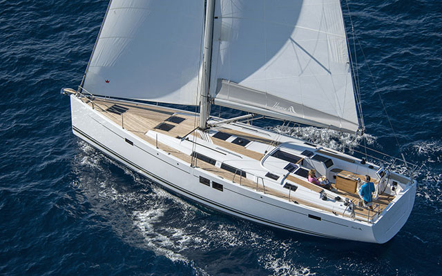 Hanse 505: a successful reinvention