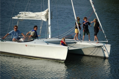 Perry Design Review: Maine Cat 22