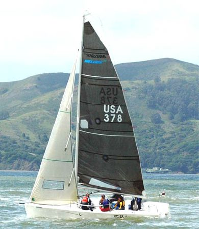Perry Design Review: Melges 24