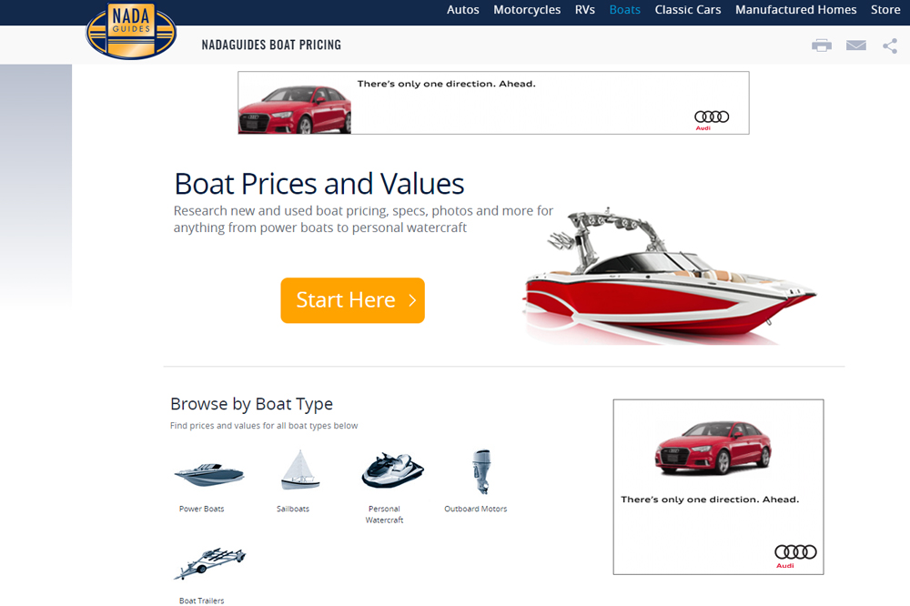 boat value