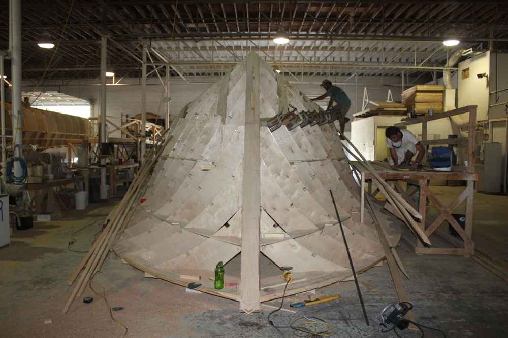 Boat Building: Basic Construction of Resin, Fiberglass, and