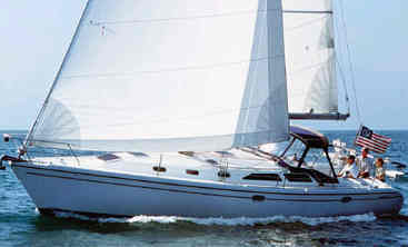 Perry Design Review: Catalina 42