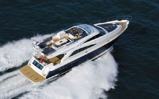 Fairline Squadron 65 Used Boat Review