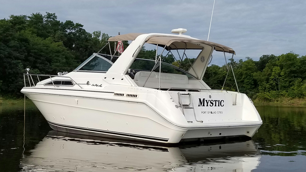 Sea Ray 300 Sundancer: Used Boat Review