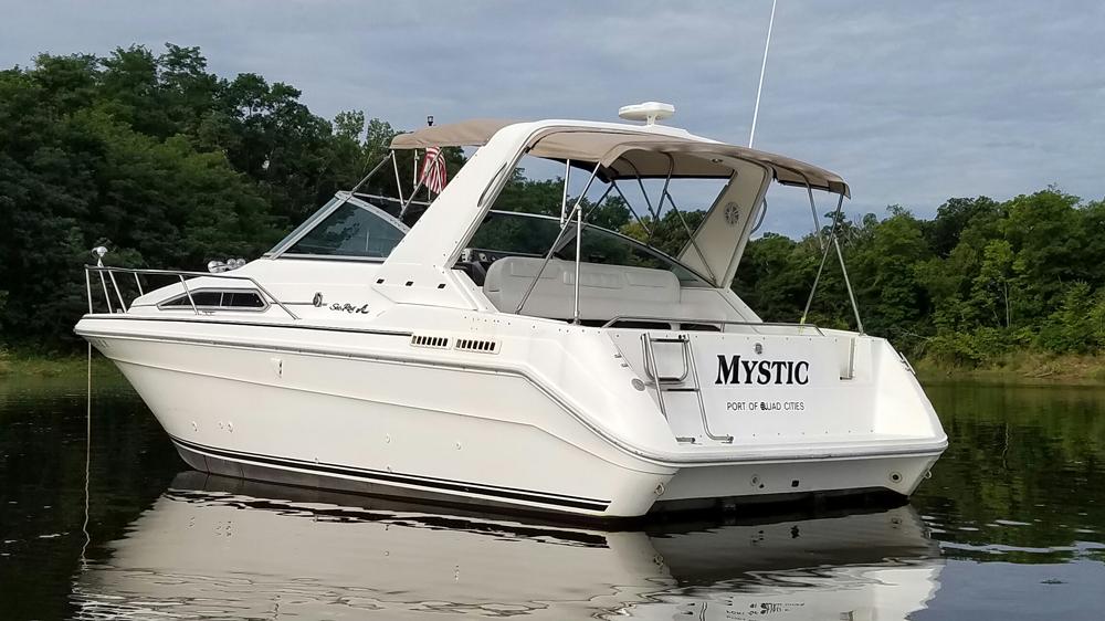 Sea Ray 300 Sundancer: Used Boat Review - boats com