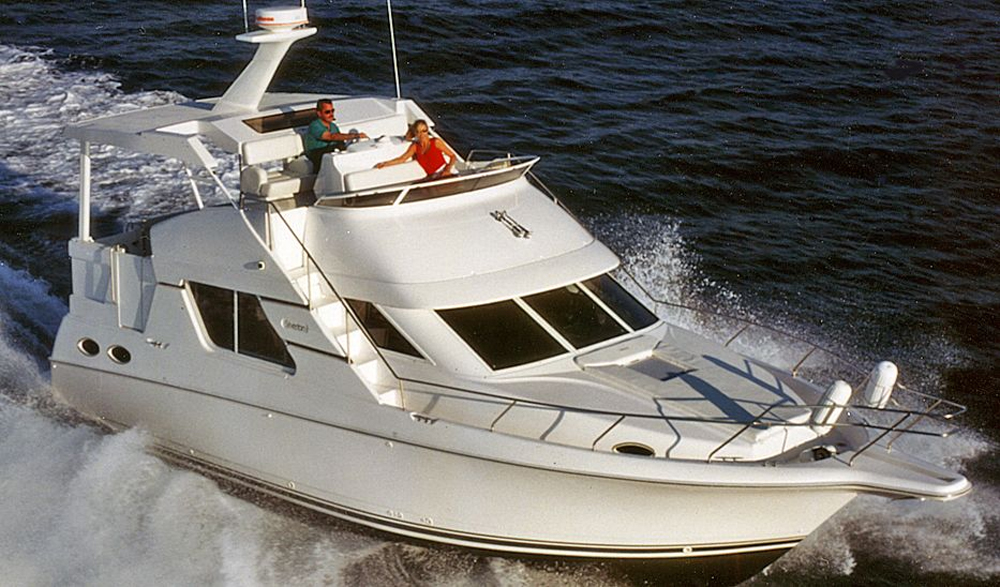 Vantare 53 Motor Yacht Used Boat Review