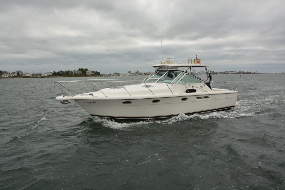 Tiara 3100 Open Used Boat Review