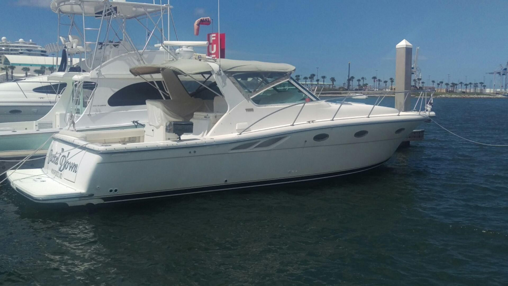 Tiara 3500 Open Used Boat Review