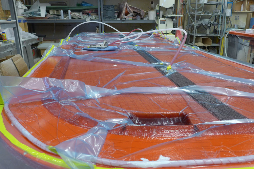 Basic Boat Construction: Resin, Fiberglass, and Cores