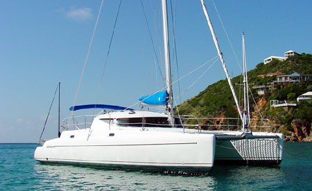Perry Design Review: Fountaine Pajot Athena 38