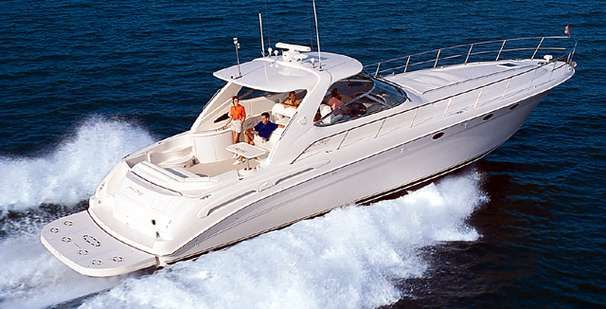2000 Sea Ray Sundancer 540