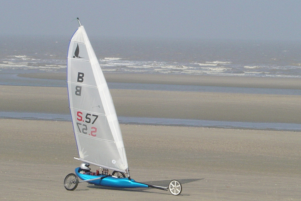 Land Sailing and Sand Sailing