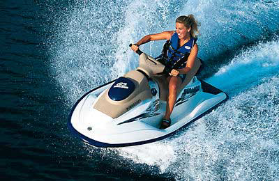 Register on boats.com and you could win a Sea-Doo GS personal watercraft.