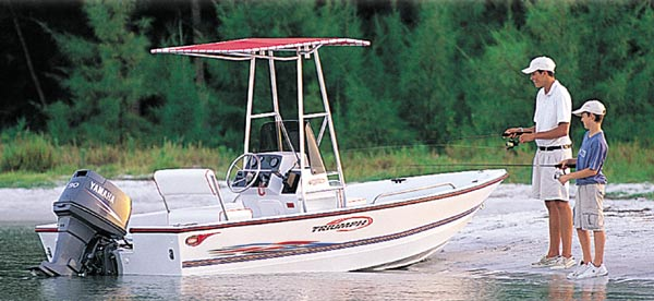 The 170 Center Console Is One Of 13 Former Logic Fishing Boat Lines That Are