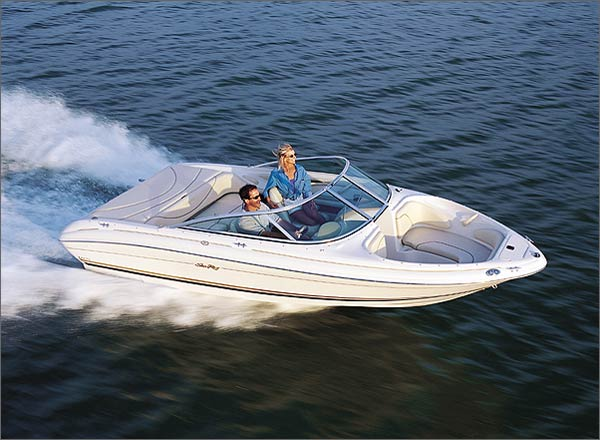 Sea Ray 185 Bow Rider: Contender to the Throne - boats com