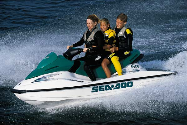 Sea-Doo GTS: Price-Point Performer - boats com