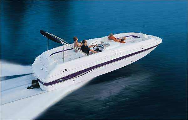 Deck Boats Maximize Open E While Retaining Much Of The Recreational Versatility Runabouts