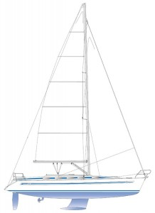 Bavaria 44: Blue Water Cruiser
