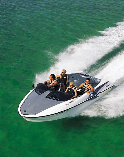 With a top speed of nearly 60 mph and superb handling, the Yamaha XR1800 is a blast to drive.