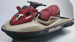 Sea-Doo GTX 4-TEC: Four-Stroke Personal Watercraft - boats com