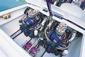 Cigarette Twin Step 42 Tiger Performance Test Boats Com
