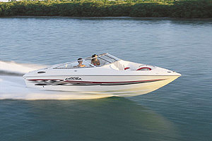 Performance and utility meet in the 260 Excalibur Sport from Wellcraft.