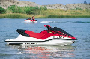 honda aquatrax f15 x personal watercraft review boats com rh boats com 1986 Honda Spree Owner's Manual Honda CR-V Owners Manual