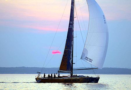 Chesapeake Bay Welcomes the Volvo Ocean Race