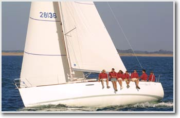Beneteau First 36.7 Class Formed