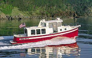 Nordic Tug 52 Fast Trawler: Sea Trial - boats com