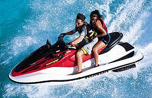 honda aquatrax   personal watercraft review boatscom