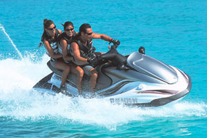 Yamaha WaveRunner FX 140: The Strong, Silent Type