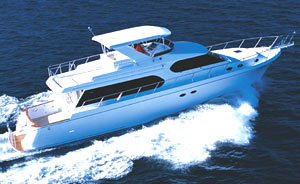 Ocean Alexander 64 Pilothouse Special Edition: Sea Trial