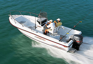 Triumph 210 Center Console: Go Boating Review