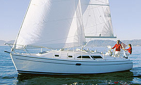 Catalina 310: Big Boat in a Small Hull