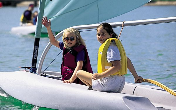 Rotomolded Dinghies: Plastic Fantastic