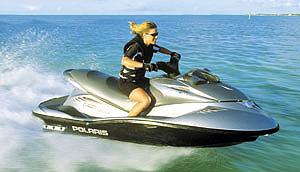Polaris MSX 150: PWC Report - boats com