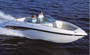 chaparral 256 ssi test