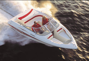 Rinker 192 Captiva: Nimble Number