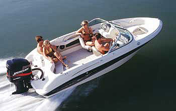 sea ray 185 outboard sport performance test boats com rh boats com 2017 Sea Ray 220 Sundeck Sea Ray 250 SLX