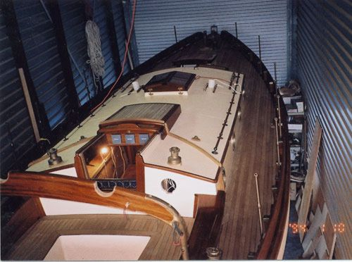 Falmouth Cutter 34