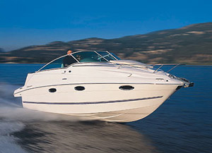 Campion Allante LX 825i Mid-Cabin: Performance Test