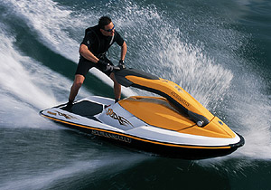 Sea-Doo 3D: One To Three