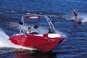 Centurion Enzo SV 230: Powerboat Performance Report
